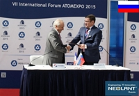 NEOLANT and NUVIA Concluded a Collaboration Agreement at ATOMEXPO
