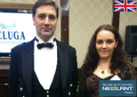 NEOLANT on Christmas Party in Russo-British Chamber of Commerce